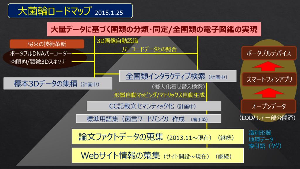 大菌輪ロードマップ2015